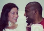 Ex-BBB Maria recebe visita do noivo Serginho após deixar UTI