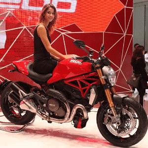 Ducati Monster 1200 - Renato Durães/Infomoto