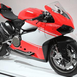 Ducati Panigale Superleggera - Renato Durães/Infomoto