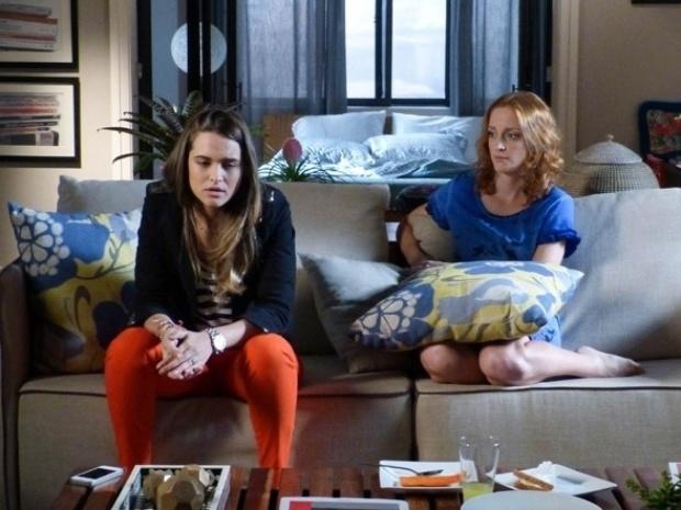 """Em """"Além do Horizonte"""", Lili resolve buscar pistas sobre seu pai com William"""