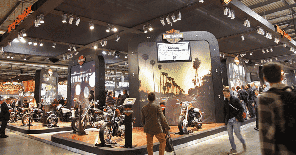 Harley-Davidson família Street - Arthur Caldeira/Infomoto