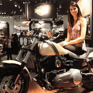 Harley-Davidson Fat Bob - Arthur Caldeira/Infomoto