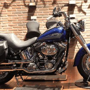 Harley-Davidson Fat Boy - Arthur Caldeira/Infomoto