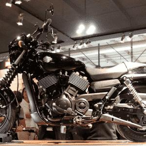 Harley-Davidson Street 500 - Arthur Caldeira/Infomoto