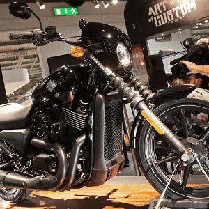 Harley Davidson Street 750 - Arthur Caldeira/Infomoto