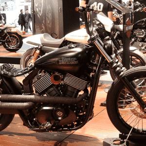 Harley-Davidson Street 750 customizada - Arthur Caldeira/Infomoto