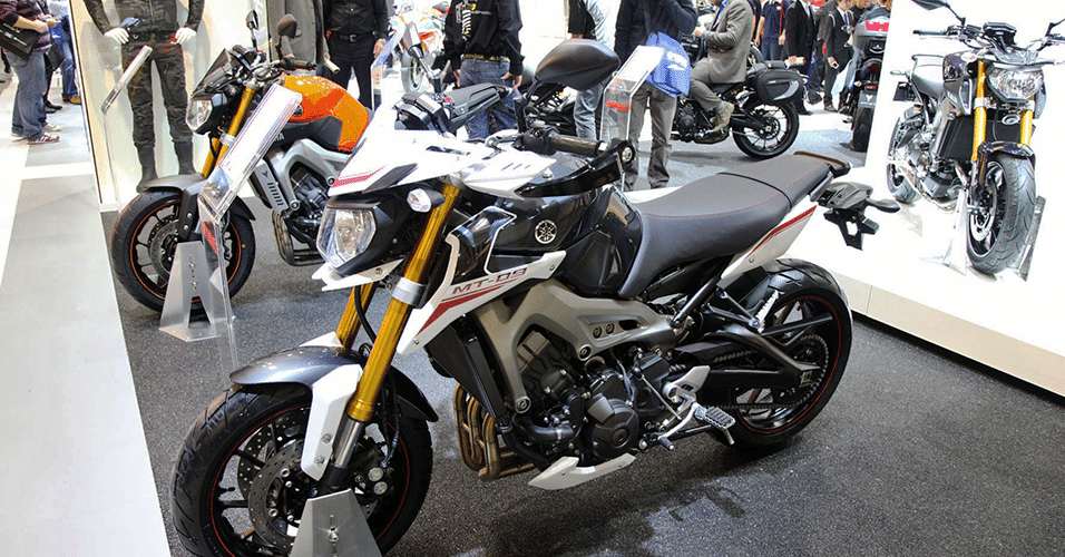 Yamaha MT-07 Street Rally