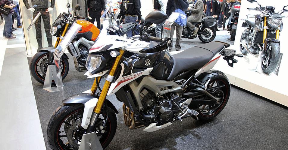 Yamaha MT-07 Street Rally