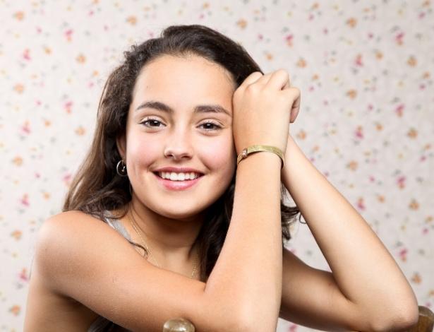 Aos 13 anos, Clara Godoy já faz parte de uma agência de modelos infanto-juvenis - Agência de Modelos Infantil UCCA/Divulgação