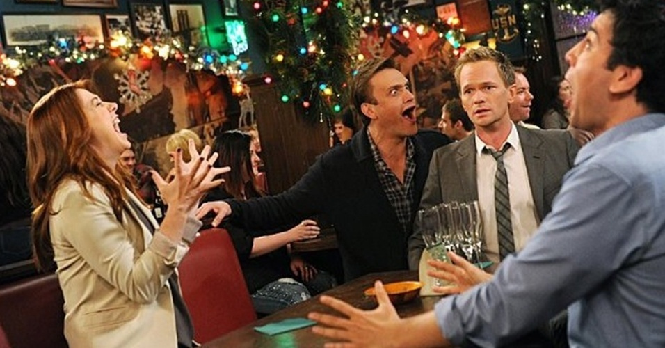 "Elenco de ""How I Met Your Mother"""