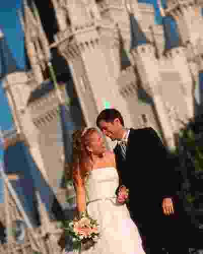 Divulgação/Disney Weddings