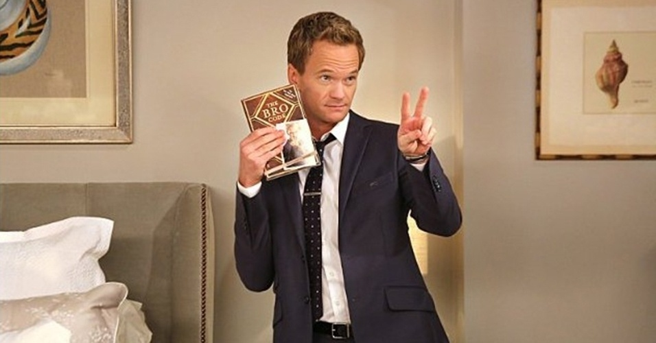 "Neil Patrick Harris em cena da nona temporada de ""How I Met Your Mother"""