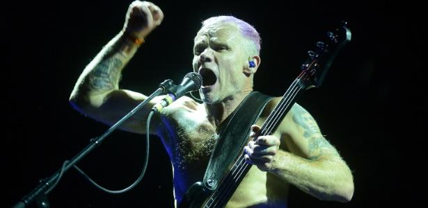Flea declarou amor ao México antes do jogo e depois criticou a arbitragem