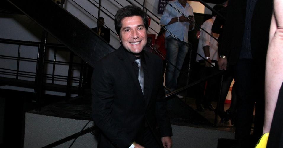 12.nov.2013 - Daniel marca presença na 15ª edição do Prêmio Extra de Televisão. O evento aconteceu em uma casa de shows do Rio