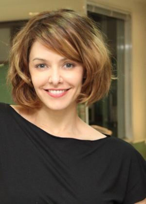 A atriz Bianca Rinaldi