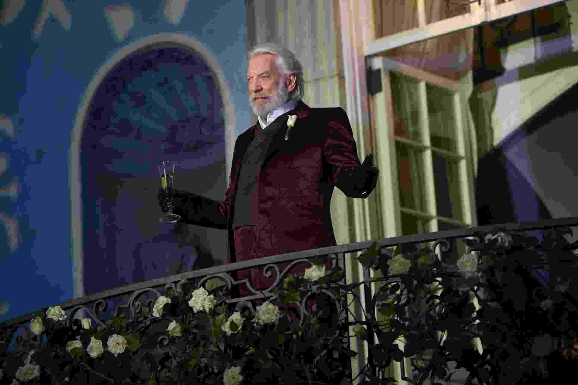 """Cena de """"Jogos Vorazes: Em Chamas"""", de Francis Lawrence - Divulgação/Paris Filmes"""