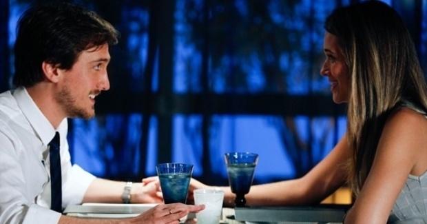"""Em """"Além do Horizonte"""", Após beijo em William, Lili promete a Marcelo voltar a ser a noiva perfeita"""