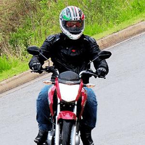 Honda CG 150 Titan 2014 - Doni Castilho/Infomoto