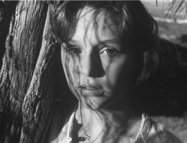 Samantha Geimer durante as sessões de fotos com Roman Polanski em 1977 - Divulgação