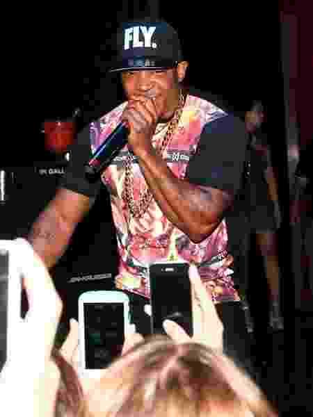 12.nov.2013 - Rapper Ja Rule faz apresentação no Royal Club, em São Paulo - Manuela Scarpa/Foto Rio News