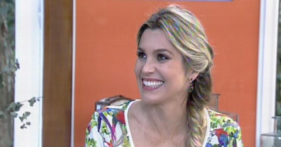 13.nov.2013 - Flávia Alessandra fala sobre Helóisa, sua personagem na novela