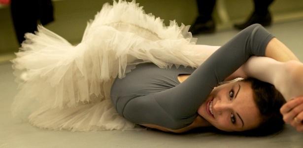 Bailarina Joy Womack, a primeira americana a estudar na academia de dança do Bolshoi - Reprodução/Site oficial