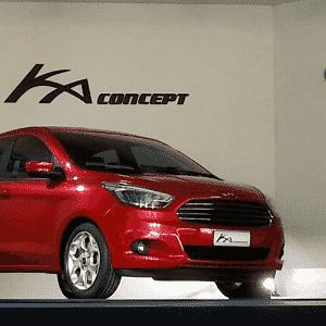 Ford Ka Concept - Claudio Luís de Souza/UOL