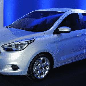 Ford Ka Concept - Murilo Góes/UOL