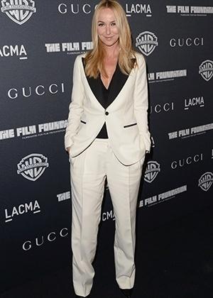Frida Giannini - duelo mais bem vestidas novembro 2013 - Getty Images