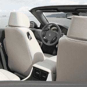 Maserati GranCabrio conversível - Divulgação