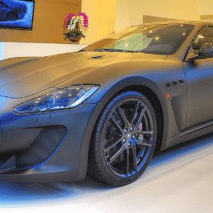 Maserati GranTurismo Sport - Divulgação