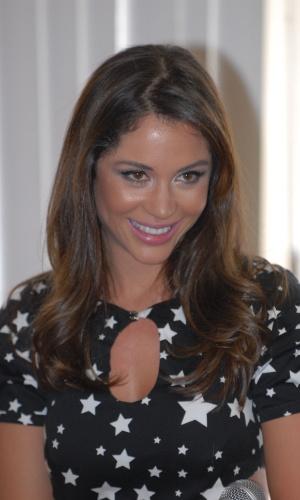 """A atriz Maria Melilo, campeã do """"BBB11"""", foi selecionada para entrar na casa pela produção do programa"""