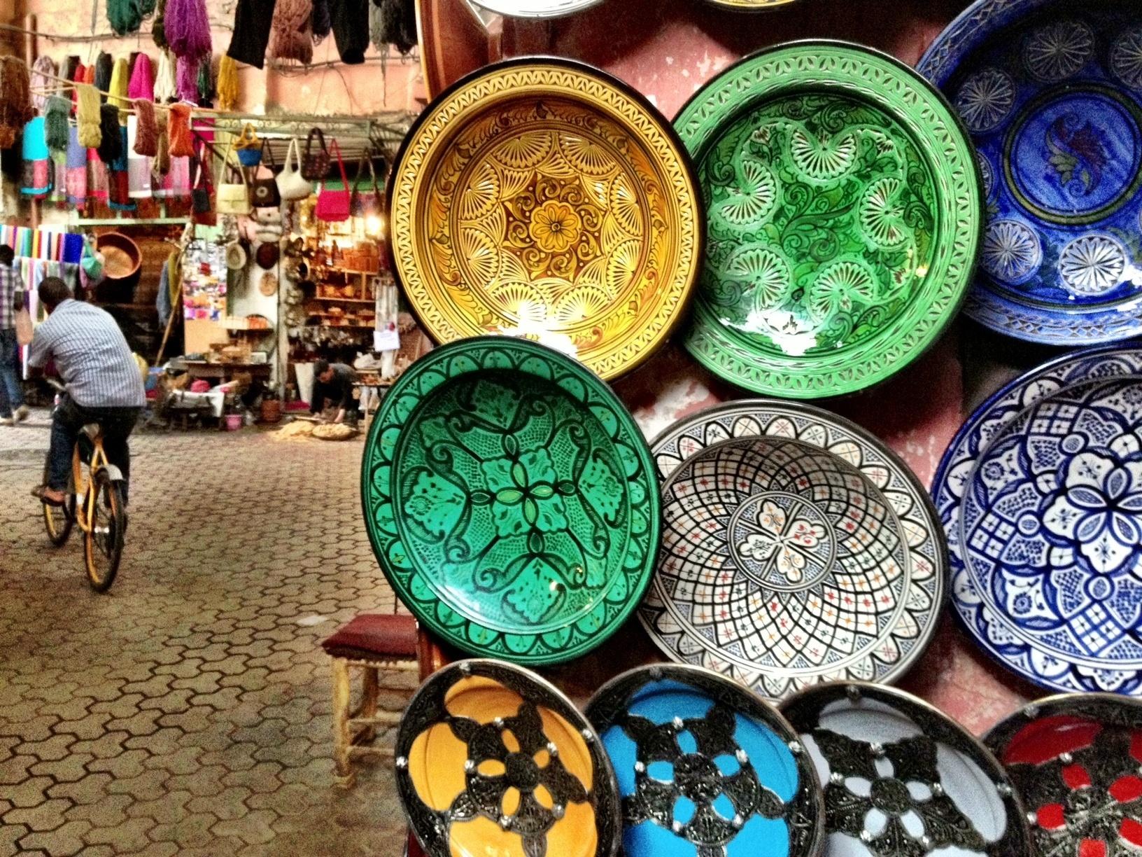 Artesanato Na Tv Rede Vida ~ Passeio por Fez e Marrakech, no Marrocos Fotos UOL Viagem