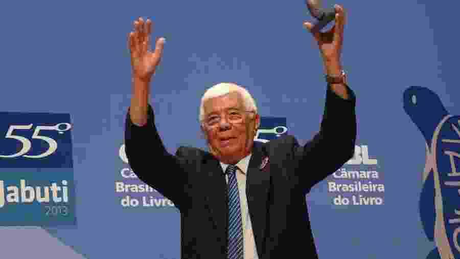 O jornalista e escritor Audálio Dantas - Reinaldo Canato/UOL