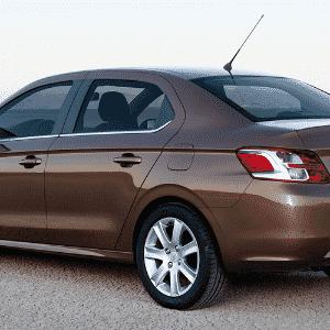 Peugeot 301 2013 - Divulgação