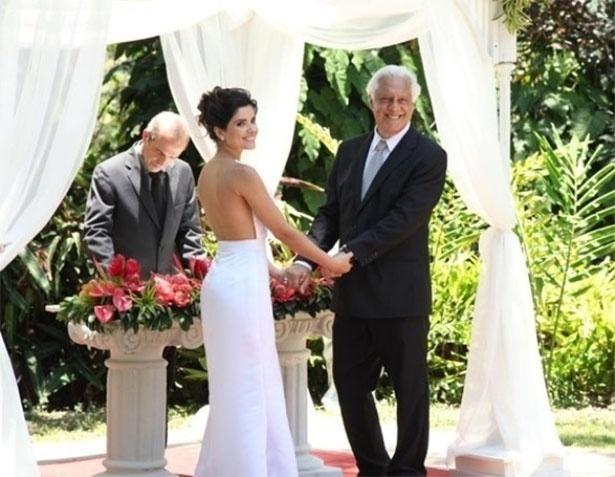 """Em """"Amor à Vida"""", Aline e César se casam"""