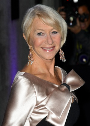 17.nov.2013 - Helen Mirren participa de evento em Londres - Ben A. Pruchnie/Getty
