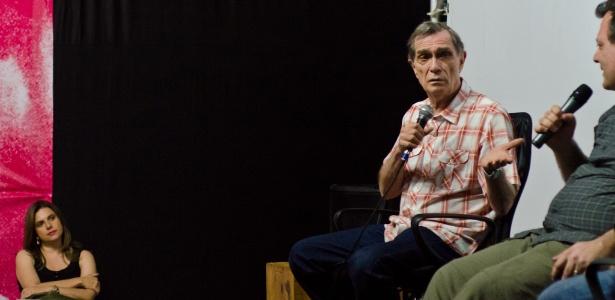 O músico Jorge Mautner participa de debate no Festival de Biografias - Henrique Kardozo/Divulgação