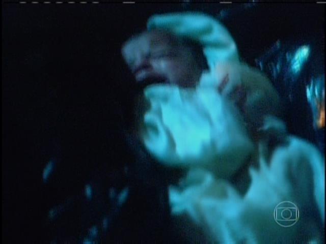 Bruno relembra o momento em que achou Paulinha ainda recém-nascida