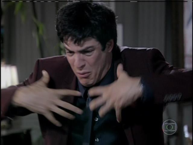 Félix diz que sempre quis ser amado por César
