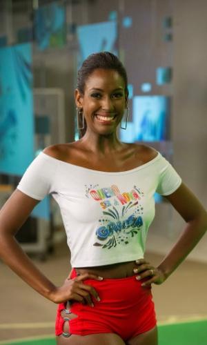 Isabelle Sampaio foi resgatada pelo voto do público e continua na disputa. As finalistas passarão por uma nova prova no próximo domingo