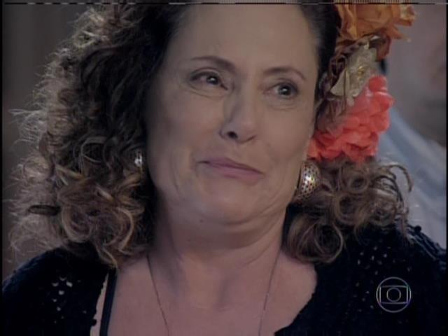 Márcia chora ao ficar frente a frente com Félix
