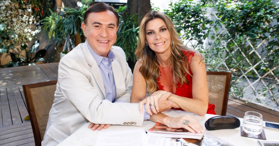 2013 - Programa do Amaury com Fabiana Scaranzi