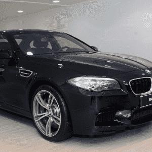 BMW M5 - Murilo Góes/UOL