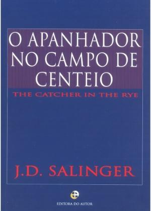 """""""O Apanhador no Campo de Centeio"""", de J. D. Salinger, é uma das obras usadas no projeto """"Piccoli Maestri"""" - Divulgação"""