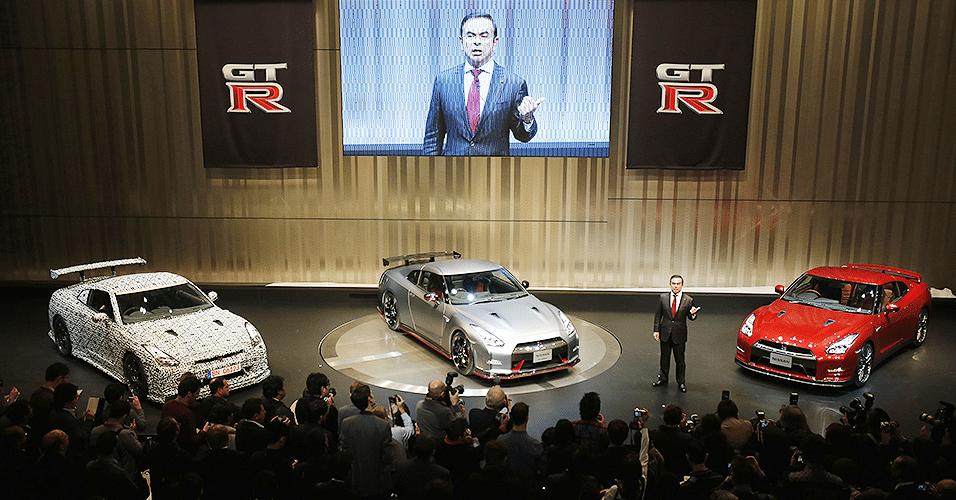 Nissan GT-R e GT-R Nismo