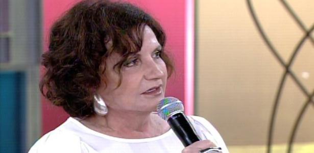 """Rosamaria Murtinho participa do """"Encontro com Fátima Bernardes"""""""