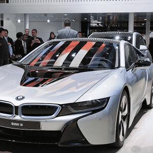 BMW i8 - Mimimasa Mayama/EFE