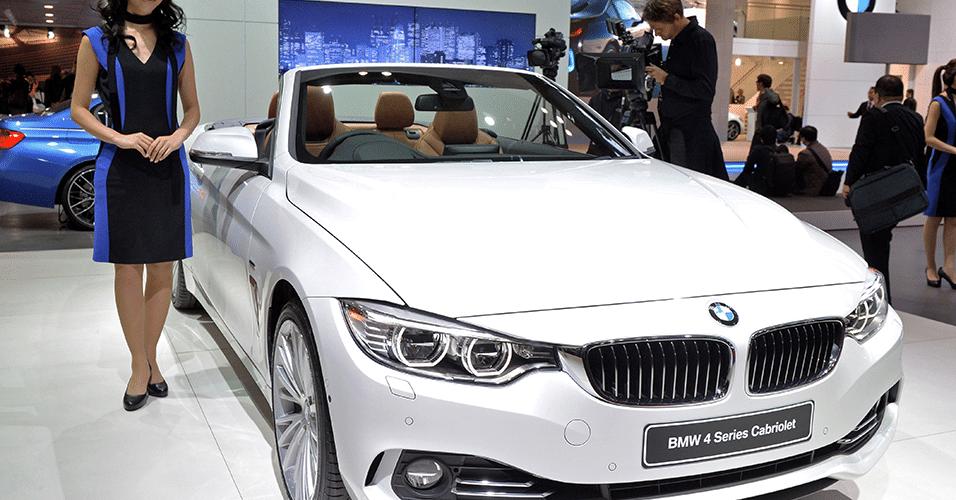 BMW Série 4 Conversível