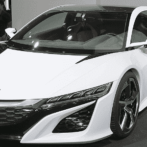 Honda NSX - Kimimasa Mayama/EFE